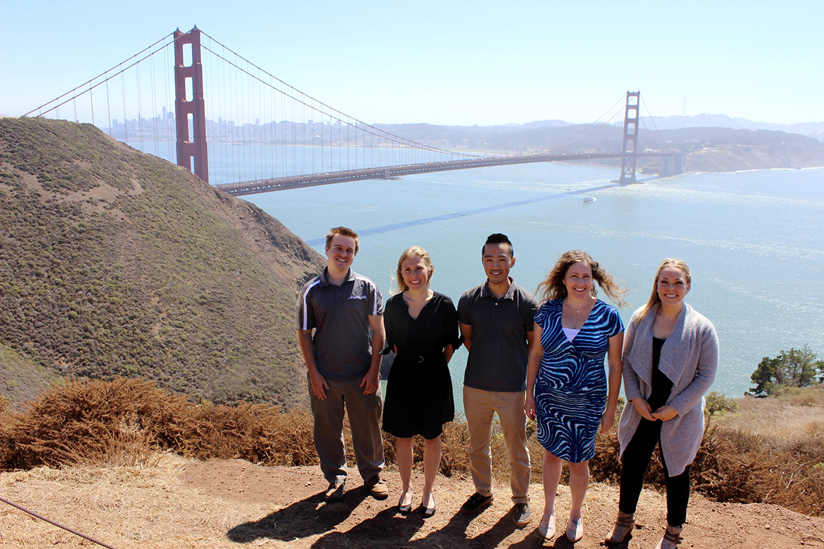 2013 | Bay Area, California Office Opens