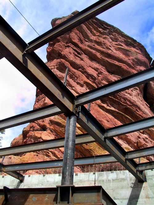 Red Rocks Amphitheatre Martin Martin Consulting Engineers