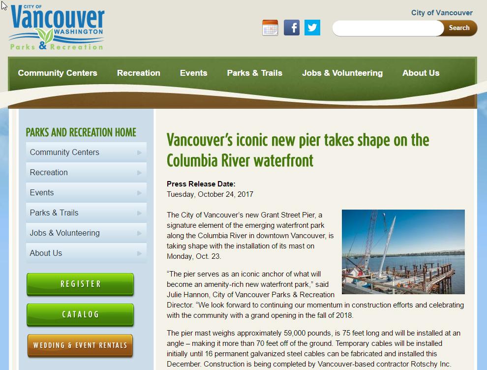 VancouverPier