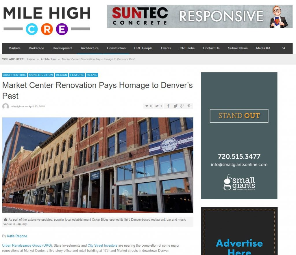 2018-12-10 12_07_29-Market Center Renovation Pays Homage to Denver's Past _ Mile High CRE
